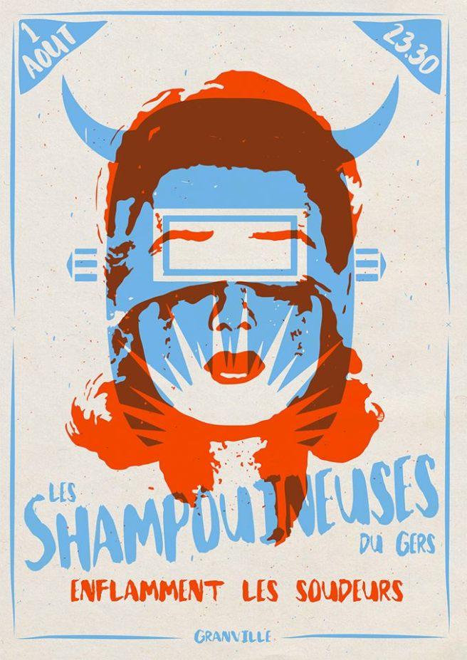 La Nuit Des Shampouineuses