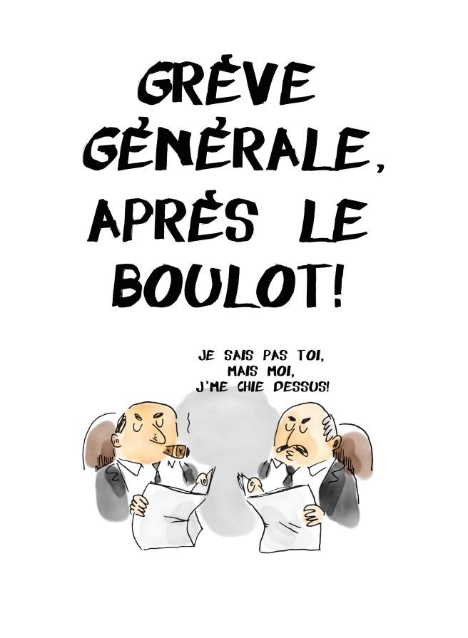 Grève Générale